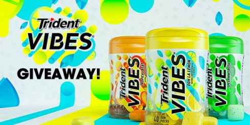 Trident Vibes giveaway