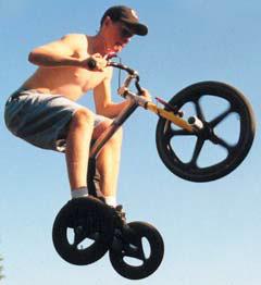 Inventors - Tricycle
