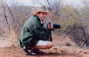 Dylan Scott Pierce in Africa