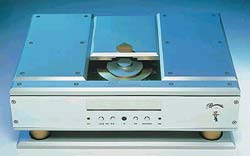 Best Stereo - Burmester Reference Belt-Drive CD Transport 969