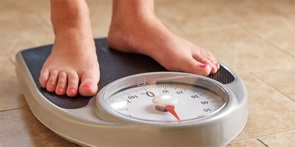 weight scale diabetes