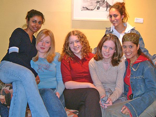 Faze Girls 2003 - Suryatapa Bhattacharya, Maya Chendke
