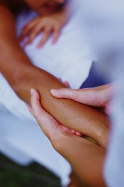 massage arm - fitness career