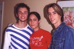 The Moffatts with Maya Chendke
