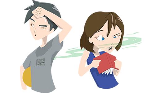 body-odour-sweat