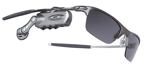 Motorola RAZRWIRE with Oakley sunglasses