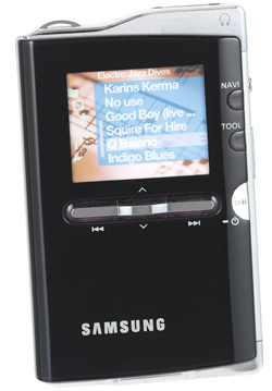 Samsung YH-J70 20GB MP3 Player