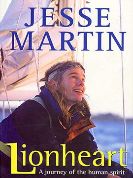 Jesse Martin Lionheart Book