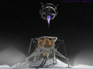 Moon Trip Lander