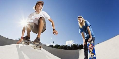 Skateboarding for Dummies