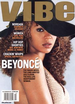 Vibe Beyonce