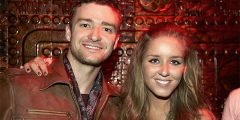 Esmée Denters teaming up with Justin Timberlake