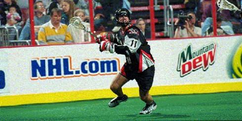 finneran Lacrosse Toronto Rock