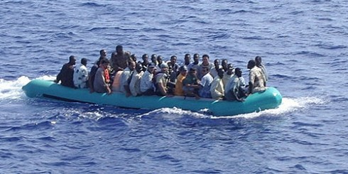 immigration-debate immigrants boat