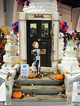 Buddy The Cake Boss It's amazing what some people can do with icing, isn't it?