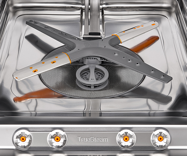 LG QuadWash TrueSteam Dishwasher Technology