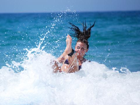 San Diego Surf Diva Dana Krook
