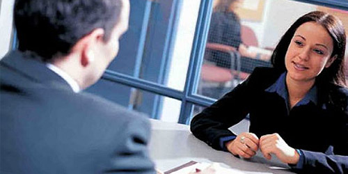 Stress Job Interview