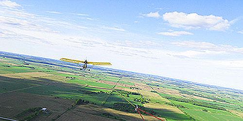 Hang Gliding Fergus