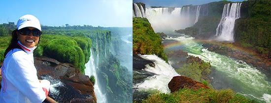 Iguazu Falls Argentina Park