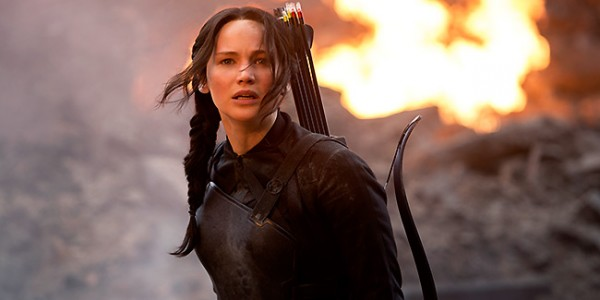 Hunger Games: Mocking Jay