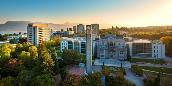 Journalism Schools: UBC campus buildings
