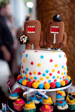 domo-cake