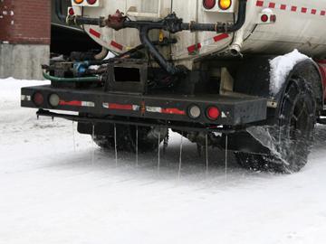 truck winter Ice road trucker job