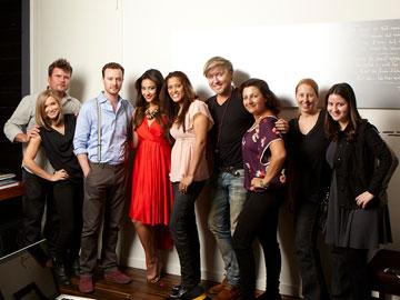 Shay Mitchell Faze Magazine Photoshoot In NYC Faze Team