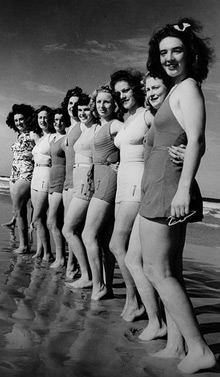 Retro Swimwear - The History Of Bathing Suits