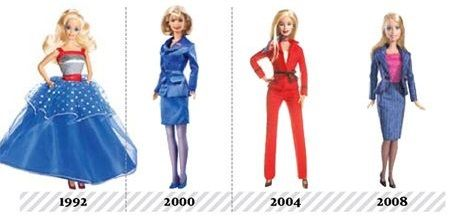 Presidental Barbie