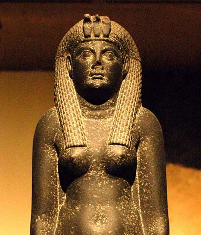 Cleopatra-as-Isis