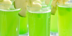 shamrock juice green drink