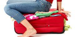 Stuffed Suitcase Travel Essentials