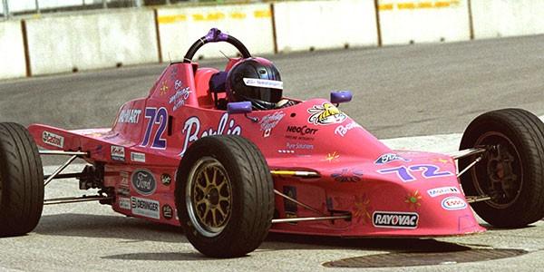 Ashley Taws - Racecar Barbie