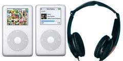 tech gear - apple iPod noisebuster headphones