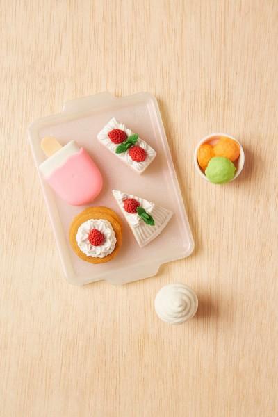 Dessert Erasers