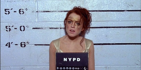 lindsay-lohan-jail Just My Luck