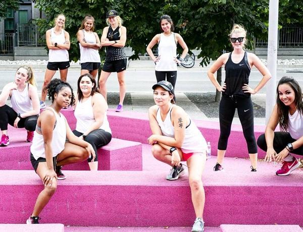 TeamFaze Nike Run Team