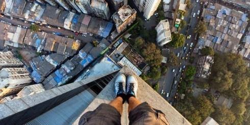 building top feet