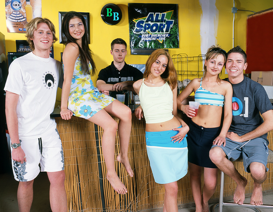 beachwear - beach blast - at the bar