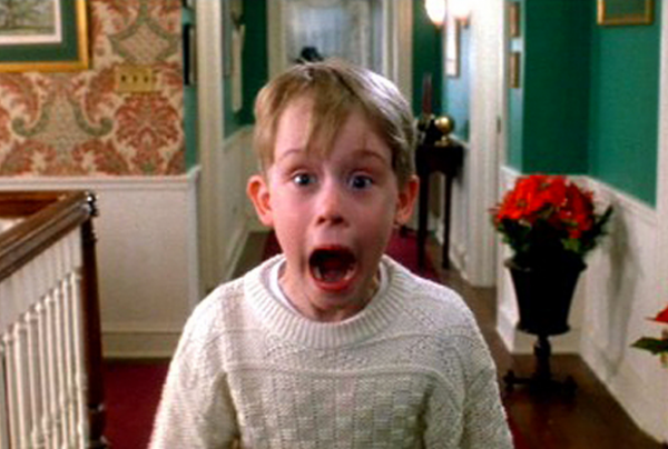 Holiday Movies: home alone
