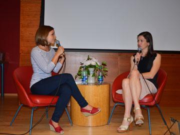 Sarah Dessen Interview