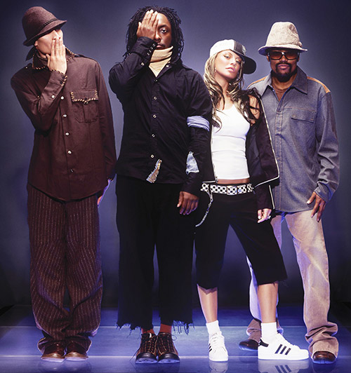 Black Eyed Peas