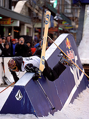 Snowboarding Wipeout