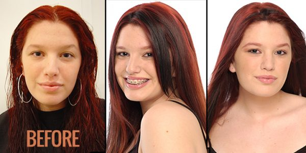 Berkley Miller - Spring Hair Colour