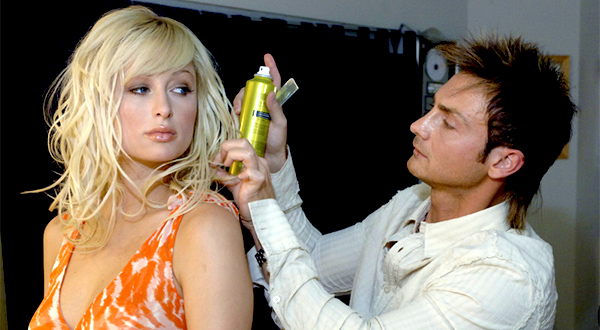 Marc Anthony Hair Stylist Products Paris Hilton