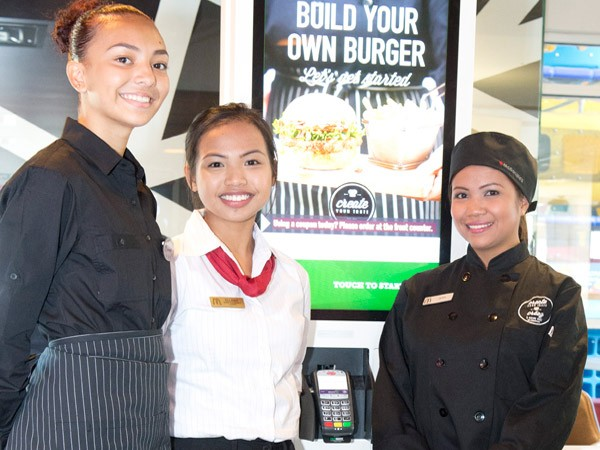 McDonald's Team
