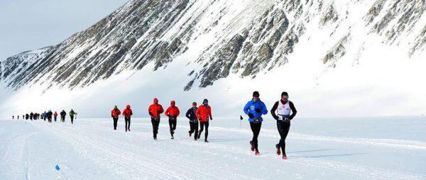 Marathon Destinations: Antarctic Ice Marathon