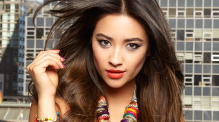 Shay Mitchell Cover Shoot